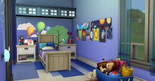 The Sims 4 Parenthood Furnishing Kids And Teen Rooms