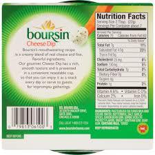 bel brands boursin cheese dip 5 6 oz
