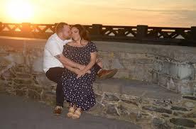 Alana Smith and Joe Dolle - EngagedSNE