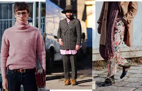 androgynous fashion menswear