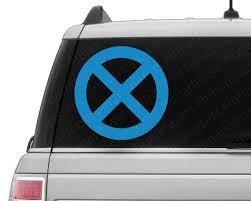 X Men Inspired Vinyl Decal X Men Decal X Men Sticker Mutant Decal Comic Book Decal Super Hero Decal Star Wars Decal Vinyl Decals Vinyl