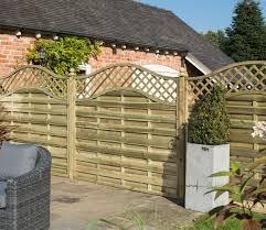 Rowlinson Grosvenor 6 X 6 Ft Fence Panel Gardensite Co Uk