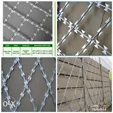 Razor Wire Fence View All Razor Wire Fence Ads In Carousell Philippines