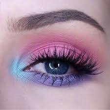 21 pink and purple eye makeup looks
