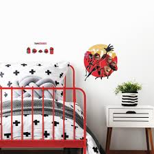 Disney Pixar Incredibles 2 Giant Wall Decals Roommates Decor