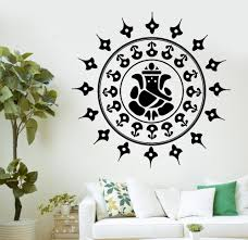 Wall Decal Buddha Ganesha Hinduism Gods Vinyl Sticker Wall Pictures For Living Room Wall Stickers Home Decor Wall Art D450 Wall Sticker Wall Decalsvinyl Stickers Aliexpress