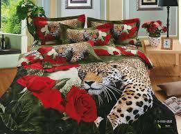 king size bed sheet 3d printing bedding
