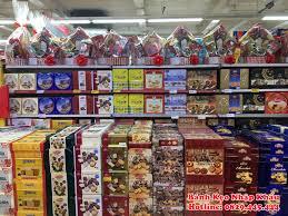 Bảng Giá Sỉ - Lẻ Bánh Kẹo Nhập Khẩu Tết Nguyên Đán Canh Tý 2020