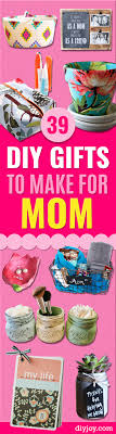 39 creative diy gifts to make for mom