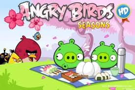 Angry Birds Seasons mod apk 6.6.1 (MOD/Unlimited Gems) for Android