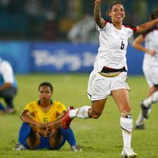 Carli Lloyd at the death: Ten years on from the USWNT's most improbable win  | USA women's football team | The Guardian