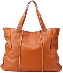 vislu vintage genuine leather tote