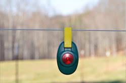 remote simplifies diy electric fence