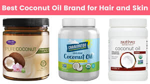 10 best coconut oil brands for hair and