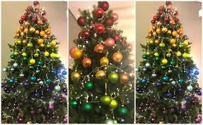 rainbow christmas trees will be biggest