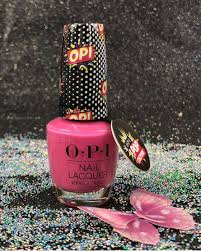 opi nail lacquer pink bubbly nlp50 pop