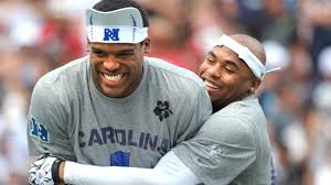 Steve Smith Sr. reveals he 'bumped heads' with Cam Newton prior to ...