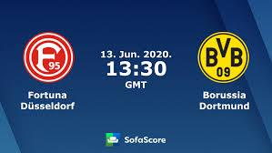 Fortuna Düsseldorf Borussia Dortmund live score, video stream and ...