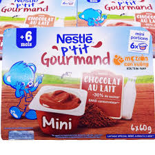 Review Váng Sữa Nestle Của Pháp – Bé Cứ Gọi Là Thích Mê – Mẹ bầu em bé