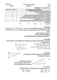 devoir math sur une balance