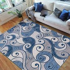 hr swirls pattern rugs luxury