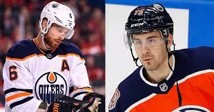 Evan Bouchard was recalled by the Edmonton OIlers - Adam Larsson ...