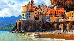 hd wallpaper amalfi coast positano