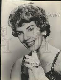 1959 Press Photo Singer Betty Johnson smiles in closeup - sap18176 ...