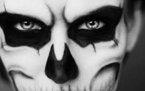 sugar skull makeup for men archives