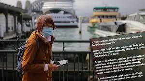 Coronavirus shutdown Australia: The ...