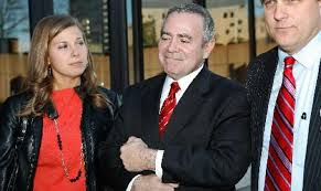 Former Senate leader Mike Morgan found guilty of one count of bribery