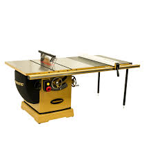 3000b Table Saw 7 5hp 3ph 230 460v 50 Rip With Accu Fence