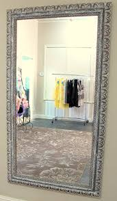 how to update and revamp large mirrors