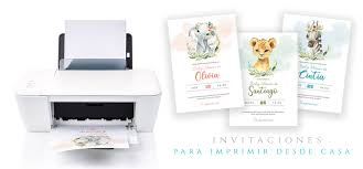 Invitaciones Para Baby Shower Imprime Desde Casa Juegos