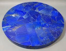 lapis lazuli round table top 310 30