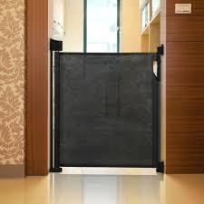 Safetots Advanced Retractable Pet Gate Wide Dog Gate Extra Wide Indoor Barrier 5060410785572 Ebay