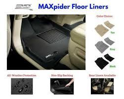 3d maxpider floor mats l1mz05711509 for