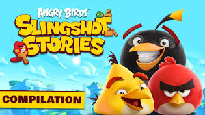Angry Birds Slingshot Stories | Compilation - S1 Ep1-5 - YouTube