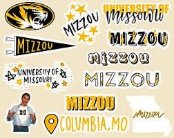 Missouri Stickers Etsy