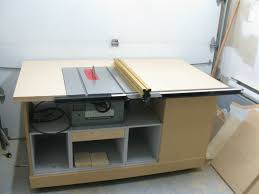 Workstation Diy Table Saw Fence Woodworking Diy Table Saw