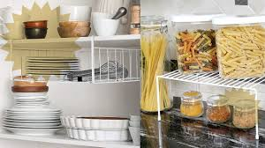 When I Moved into a 1970's House, My Kitchen Was Outdated, But Cupboard  Shelves and Baskets Helped Me Organize