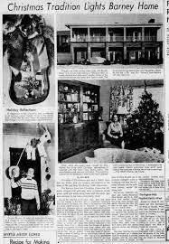 Christmas Tradition Lights Barney Home - Newspapers.com