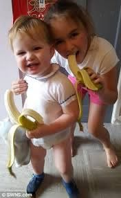 Mum almost feeds Tesco banana with spider eggs to baby | | Express ...