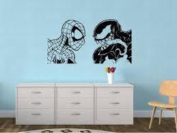 Venom Vs Spider Man Wall Decal Wall Sticker Usa