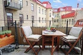 An Urban Oasis Cozy Balconies Apartment Patio Apartment Balcony Decorating Balcony Design