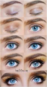 nice eye makeup ideas for the summer