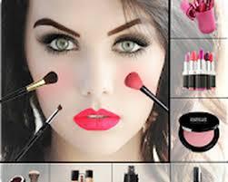 makeup photo grid beauty salon fashion