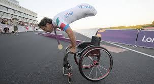 Oggi staffetta paralimpica a Palmanova, arriva Alex Zanardi ...