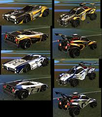 Space Station Gaming Complexity Decals Rocketleagueesports