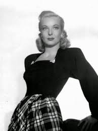 Our Classic Past: Hillary Brooke was an American film actress best ...